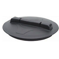 "12"" Tank Lid- Vented Lid with Lid Ring"