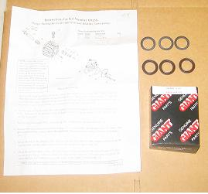 Plunger Packing Kit***Supercedes to P/N 09152***