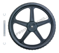 "Replacement Single 14"" Wheel Kit"