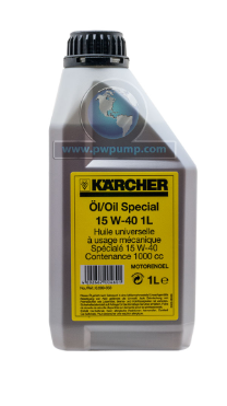 Pump Oil 1 liter 15w40 Weight