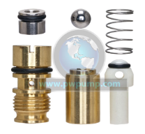 High Pressure Outlet Kit