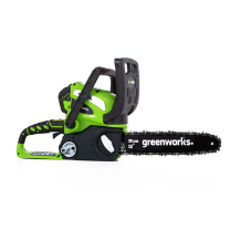 GREENWORKS 40V 4.0AH CORDLESS CHAINSAW