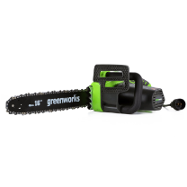 "GREENWORKS 14"" CHAINSAW"