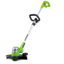 G24 GREENWORKS STRING TRIMMER - TOOL ONLY