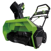 "GREENWORKS 40V GMAX 20"" SNOW THROWER - TOOL ONLY"