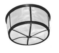 "12"" Strainer Basket"