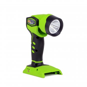 GREENWORKS G24 24V CORDLESS FLASHLIGHT - TOOL ONLY