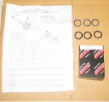 Plunger Packing Kit***Supercedes to P/N 09152*** (SKU: PM047300SV)