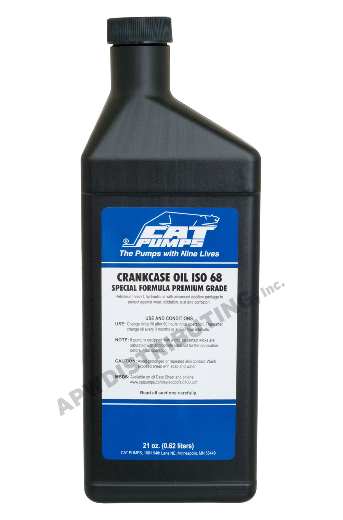 Cat Pump Oil - 6107