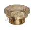 Brass Cap for Oil Sight Glass (#38)