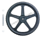 "Replacement Single 14"" Wheel Kit (SKU: 196439GS)"