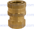 "1/4"" FPT Coupler/ QC Socket (SKU: 14FS)"