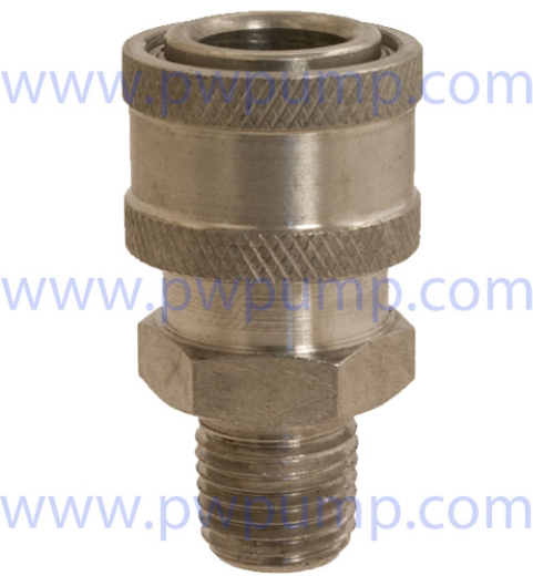 "1/4"" MPT Coupler"
