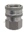 "3/8"" QC COUPLER X 3/8"" FPT, STAINLESS STEEL (SKU: 38FS-SS)"