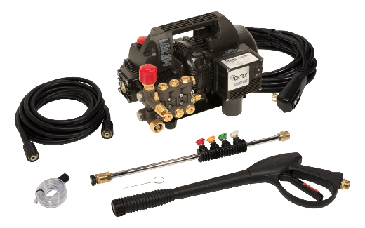 1800 PSI ELECTRIC PRESSURE WASHER by VORTEX