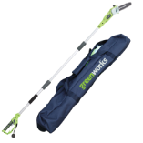 "GREENWORKS 8"" 6.5 AMP ELECTRIC POLE SAW (SKU: 20192)"