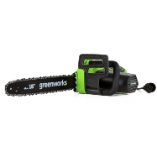 "GREENWORKS 14"" CHAINSAW (SKU: 20222)"