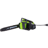 "GREENWORKS 18"" CHAIN SAW (SKU: 20332)"