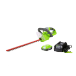 GREENWORKS 20V HEDGE TRIMMER (SKU: 22172)