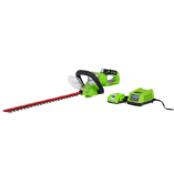 G24 GREENWORKS HEDGE TRIMMER (SKU: 22232)