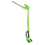 GREENWORKS 40V EXTENDED REACH HEDGE TRIMMER - TOOL ONLY (SKU: 22342)