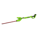 G24 GREENWORKS POLE HEDGE TRIMMER - TOOL ONLY (SKU: 2300002)