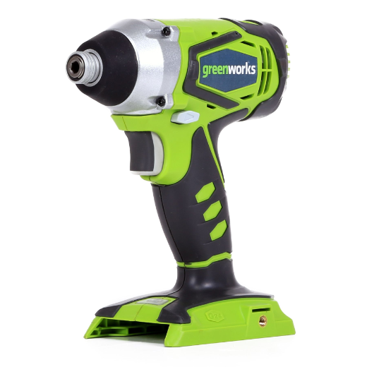 GREENWORKS G-24 24V IMPACT DRIVER - TOOL ONLY