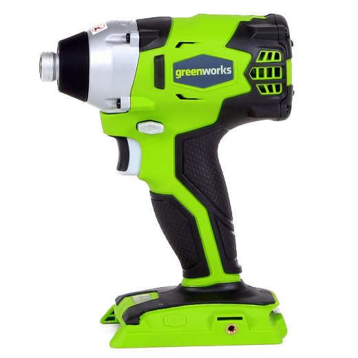 GREENWORKS G-24 24V CORDLESS DIGIPRO IMPACT DRIVER - TOOL ONLY