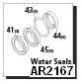 Seal Kit (SKU: 70-0374)