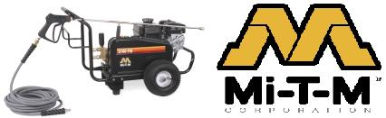 MI-T-M JCW SERIES Pressure Washer Models with breakdowns, parts, pumps, repair kits & owners manuals.