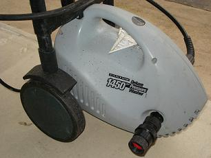 Fantom Electric Pressure Washer Parts Breakdown