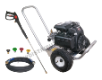 3,000 PSI @ 2.5 GPM PRESSURE WASHER WITH HONDA ENGINE (SKU: PPS2530HAI)