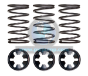 Retainer & Springs (SKU: GEN2X3RS-KIT)
