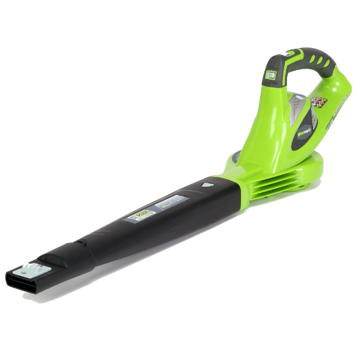 GREENWORKS 40V CORDLESS BLOWER - TOOL ONLY