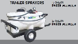 15-25 gal Trailer Sprayer
