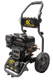 3100 PSI, 2.3 GPM PRESSURE WASHER MODEL BE317RA (SKU: BE317RA)