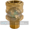 "Coupler - 3/8"" MPT"