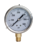 Pressure Gauge - Bottom Mount