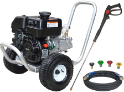 2,700 PSI @ 2.5 GPM PRESSURE WASHER WITH KOHLER ENGINE