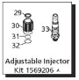 70-0338, KIT-CHEMICAL INJECTOR [Mi-T-M]