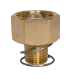 Garden Hose Fitting - 3/8""