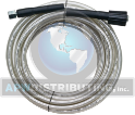 25' HIGH PRESSURE HOSE ASSEMBLY 901010