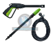 Gun Hose Wand Kit, Electric