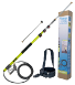 18' Telescoping Wand W/Belt