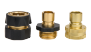 GARDEN HOSE COUPLER SET