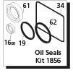 70-0337, KIT-OIL SEAL [Mi-T-M]