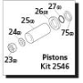 70-0352, KIT-PISTON 18MM [Mi-T-M]