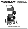 PW2600 Owners manual