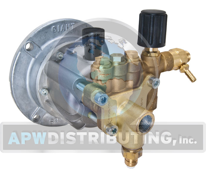 Excell Pressure Washer Upgrade Pump Installation Page