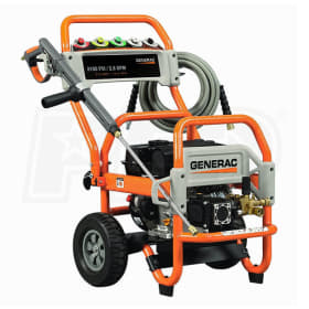 GENERAC 6416PRESSURE WASHER REPLACEMENT PARTS